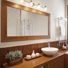 how to hang a heavy mirror diy