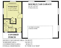 car workshop plans. 2 car garage with workshop - 9830sw floor plan main level plans s