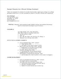 Student Resume Builder 2018 New Resume Builder For Teens Resume Format Examples 28