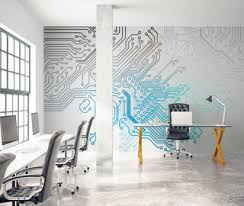 office wall papers. Among The Threads Of Uncontrollable Events Office Wallpaper Mural Photo Wallpapers Demural Wall Papers T