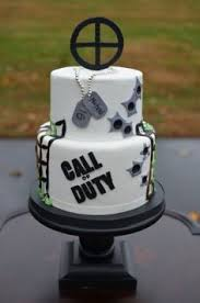 Call Duty Black Ops 3 Cake cakepins
