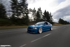 bmw m3 e46 stanced. Interesting E46 Slammed Flush BMW M3 E46 4 Throughout Bmw Stanced E