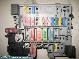 fuse box electricity central citroen xsara 2001 cost to replace fuse box with breaker panel Fuse Box Electricity #18