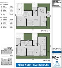 floor plan villa green off omr kelambm chennai south facing house plans 30 x 6 60