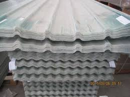 frp clear roofing sheet fiberglass corrugated roofing panels