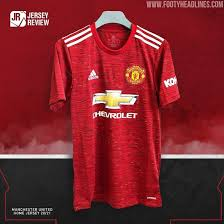 Show the red devils your support with our manchester united football shirts, kits and more. Leak Evolution Adidas Manchester United 20 21 Home Kit Footy Headlines