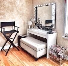 vanities professional makeup vanity case india lighted