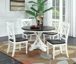 White Round Kitchen Table Medium Size Of Dining Set Chairs Antique