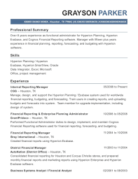 Best Financial Reporting Manager Resumes Resumehelp