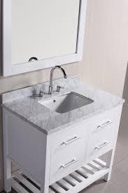 44 inch bathroom vanity. Bathroom Cabinet White Cozy Ideas Design Element London Vanity 44 Inch 0