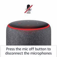 Loa thông minh Smart speaker with Alexa- Charcoal – Tila's House