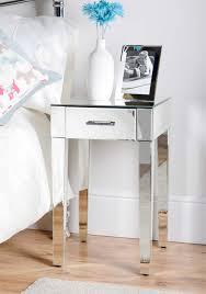Side Tables For Bedrooms Glass Side Tables For Bedroom Viendoraglasscom