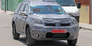2018 renault duster south africa. contemporary duster 2018 dacia duster spied in renault duster south africa e