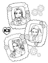 K3 Kinder Kleurplaten