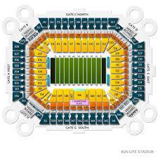 Capital One Orange Bowl Seating Chart Orange Bowl Tickets 2019 Game Ticketcity