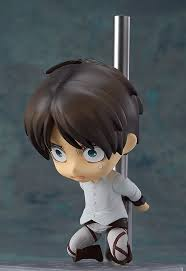 Find images and videos about attack on titan and eren jaeger on we heart it. Nendoroid Eren Yeager