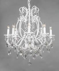 30 elegant chandelier crystals light and lighting 2018 wrought iron crystal chandeliers