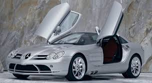 Mercedes-Benz SLR successor to go hybrid in 2018? Image 413161