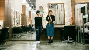 おまかせで絶対かわいくしてくれる美容師に出会って変わった私の昔と今