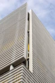 perforated sheet metal corrugated aluminum for facade cladding