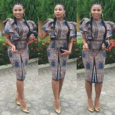 Native Designs For Ladies Ladies See 45 Pictures Of Latest Ankara Styles 2020