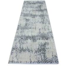 gray runner rug for hallway runner rug grey silver tan polypropylene made in turkey 17 gray chevron runner rug