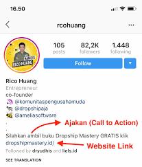 Berikutnya, saya sudah menyusun beberapa daftar contoh bio instagram untuk olshop yang bisa anda model untuk dijadikan bio di akun instagram anda. Kata Kata Untuk Bio Ig Olshop