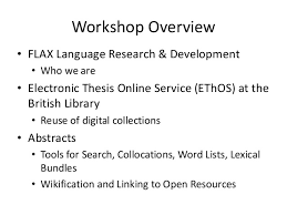 the phd abstracts collections in flax academic english the open  the phd abstracts collections in flax academic english the open access electronic theses online service ethos at the british library