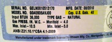 70 gallon water heater. Plain Water How Do I Know What Size Water Heater Have Inside 70 Gallon Water Heater R
