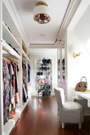 girls walk in closet. Contemporary Closet A Large Walkin Closet Is Every Girl Dream Especially When Accompanied  With Lucite Shelving Unit Displaying Designer Handbags On Girls Walk In Closet L