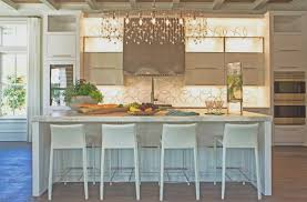lovely crystal kitchen island lighting