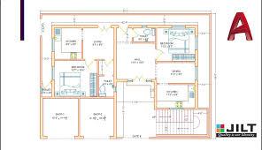 draw floor plan with autocad