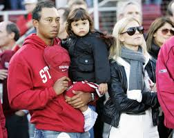 This means the pro golfer wants his daughter to take after him but it seems alexis has other interests of her own. Tiger Woods Ex Elin Nordegren Welcomes Baby With Jordan Cameron