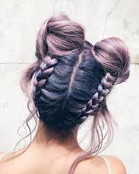 Hairstyle Braid 18 easy braided bun hairstyle tutorials gurl 8938 by stevesalt.us