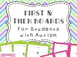 First Then Chart First And Then Boards For Students With Autism I Am Working Towards Rewards Charts