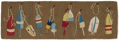 laura megroz hooked wool rugs