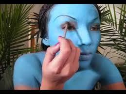avatar makeup neytiri