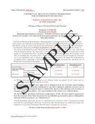 Information Memo Template Sample Confidential Information Memorandum Rome Fontanacountryinn Com
