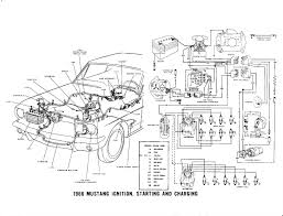 voltage regulator wiring 1966 mustang ford mustang forum click image for larger version ignition starting and charging jpg views