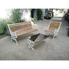 classic cast iron garden bench garden