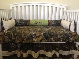 image of popular camo crib bedding sets