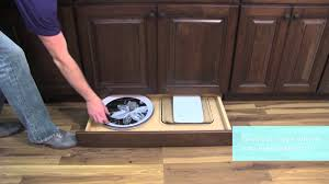 Cabinet Kick Plate Medallion Cabinetry Toe Kick Drawer Kitchen Storage Part 11