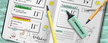 My Stabilo Journal Www Stabilo Com