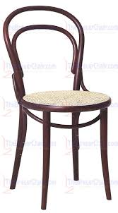michael thonet 14 era chair with cane seat