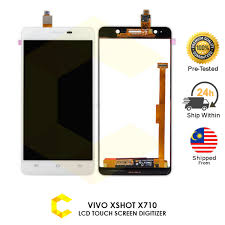 CellCare Vivo XSHOT X710 LCD Touch ...