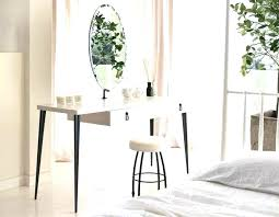 Bedroom Bedroom Dressing Table Vanity Table Without Mirror Makeup ...