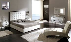 cleopatra white ef bedroom set with storage
