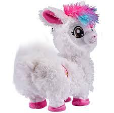 Интерактивная <b>игрушка ZURU Pets</b> Alive - Танцующая Лама от ...