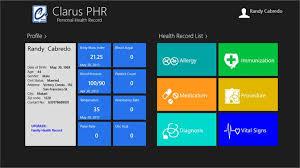 Buy Personal Health Record Microsoft Store En In