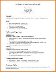 Computer Skills Resume Sample Computer Skills Resume Example 100 On Examples 100a Basic 201100 34